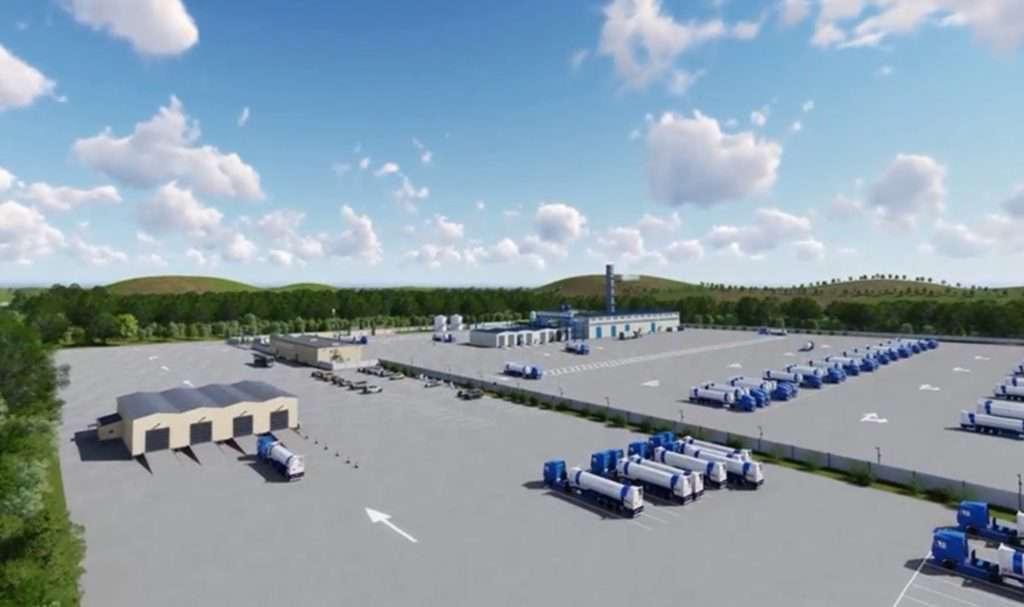 hub logistic