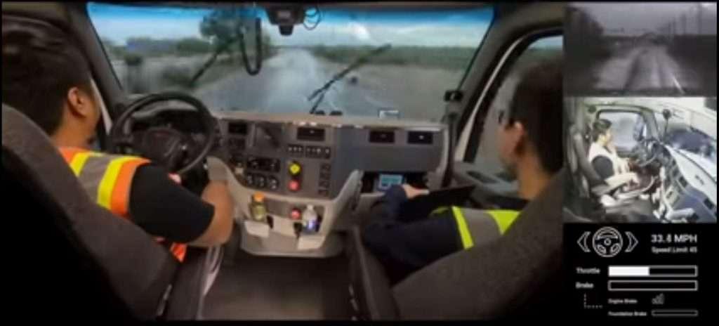 camioane autonome