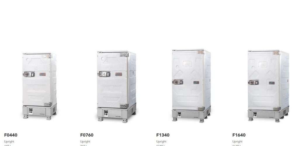 containere cu temperatura controlata