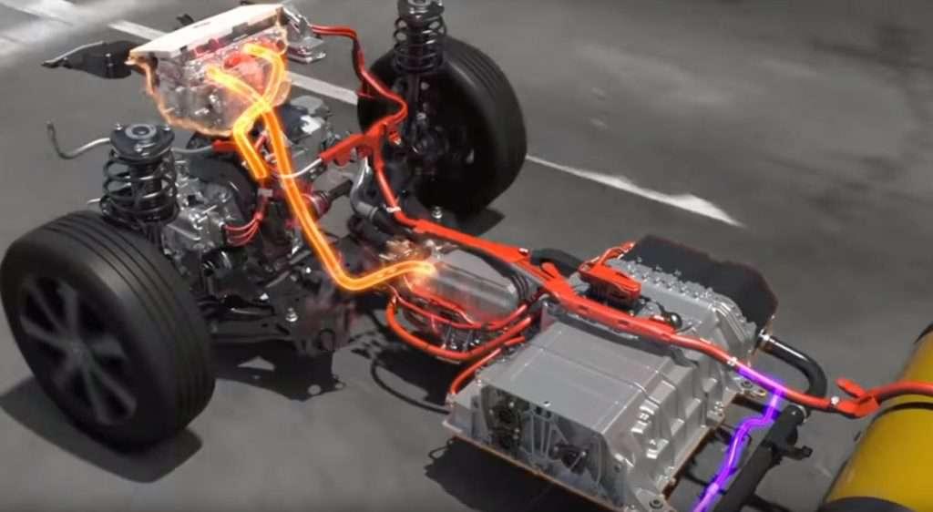 vehiculele cu hidrogen