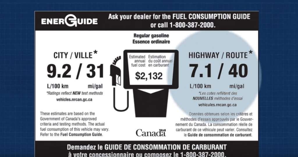 consumul real la masina