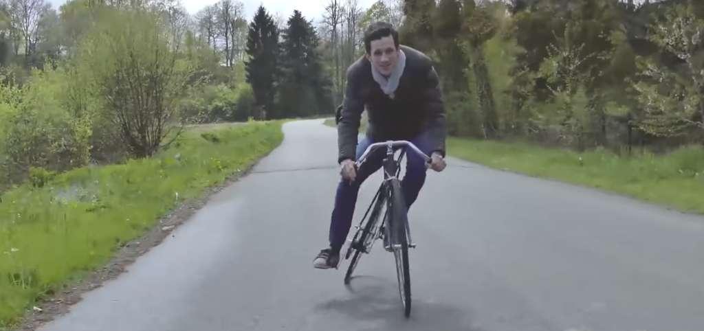 trocadero fixie - o altfel de bicicleta